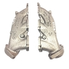 L+R Pair Exhaust Manifolds 3.7L Ford F150 Mustang Transit-150/250/350 BX2Z9430A/1A