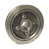 Crankshaft Pulley Tacoma T100 4 Runner 2.4L 2.7L 4 Cyl New 3RZFE 2RZFE