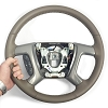 Silverado Sierra Tahoe Yukon Cashmere Leather Steering Wheel 25776311 New 07-13
