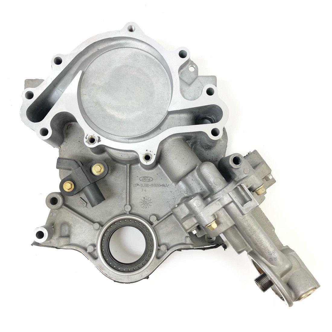 FORD OEM Timing Cover/Oil Pump 4.2L F150, E150, E250 #1L3E