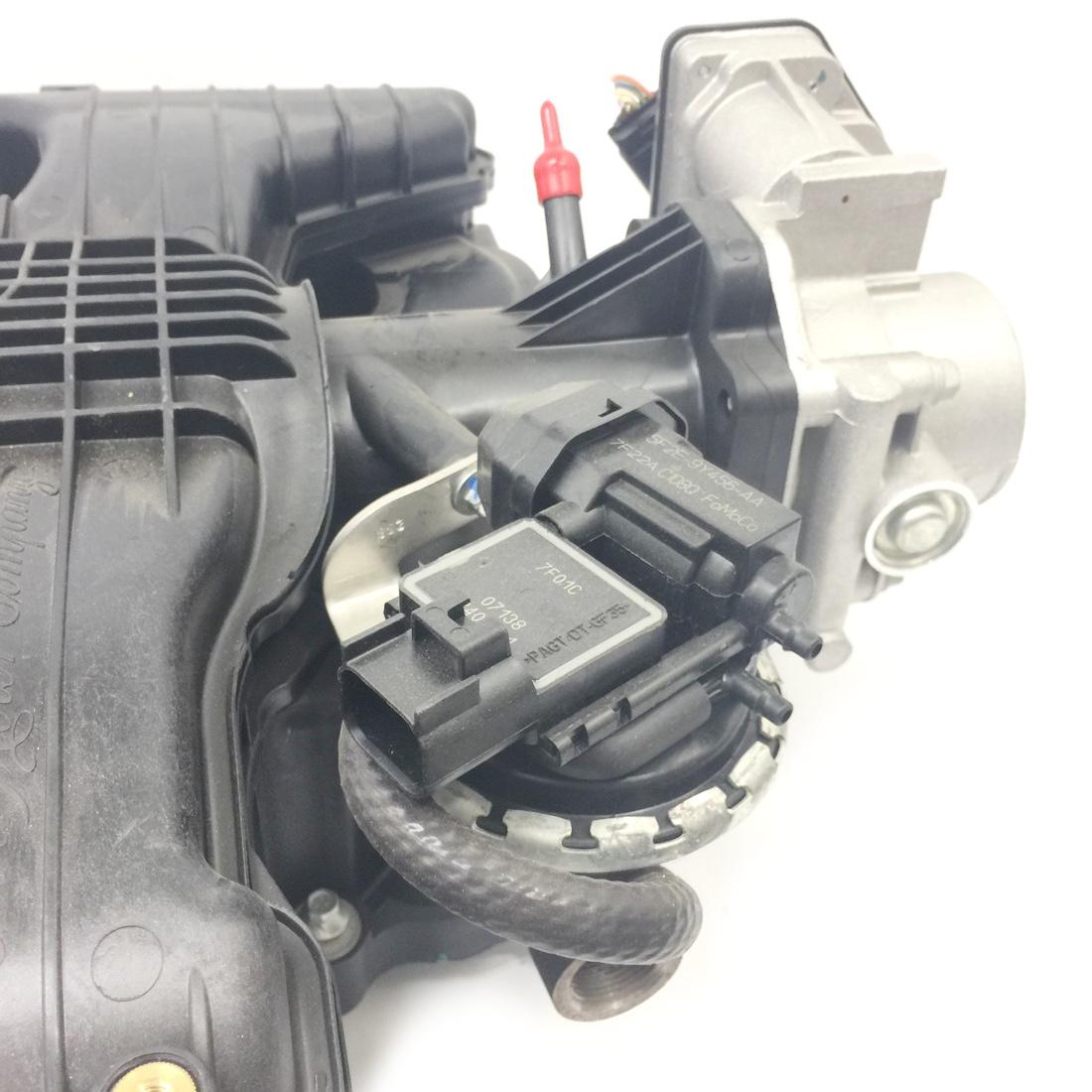 Gmc Yukon Slt >> Ford OEM 4.2L Intake 7L3E, 7L3Z9424d (COMPLETE) F150