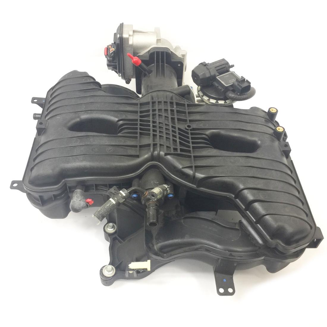 Ford OEM 4.2L Intake 7L3E, 7L3Z9424d (COMPLETE) F150 ...