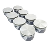 Pistons 6.0L Genuine GM Flat Top (Brand New Set of 8) LS2 LQ9 #88894241