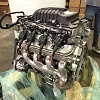 Chevrolet 6.2L LSA Supercharged Crate Engine 556-580 HP  ZL1 CAMARO CTS-V Series