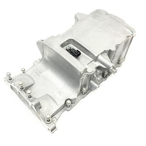 New OE Oil Pan 2006-2009 Cadillac STS V 4.4L V8 12612260 Genuine GM Part