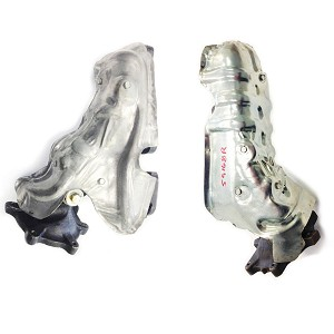 New Exhaust Manifold 3.5L Infinity QX4 Driver Side 01-04
